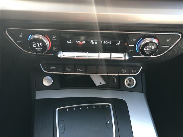 2018 Audi Q5 2.0T Komfort (Stk: 10349) in Lower Sackville - Image 18 of 23