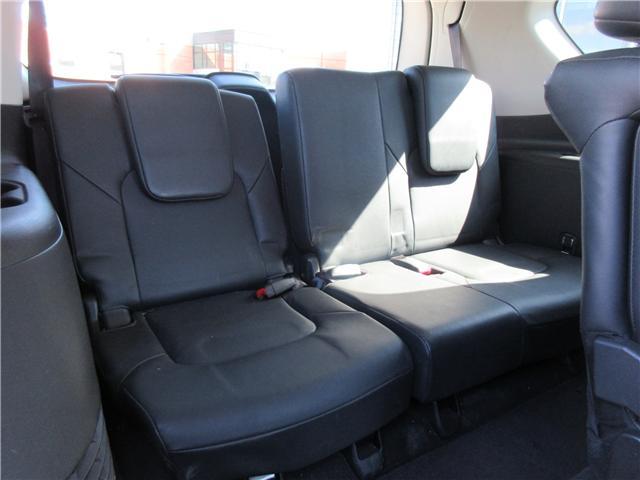 2018 Nissan Armada SL (Stk: 8765) in Okotoks - Image 21 of 31