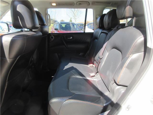 2018 Nissan Armada SL (Stk: 8765) in Okotoks - Image 20 of 31