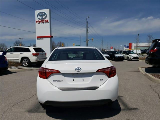 2018 Toyota Corolla LE (Stk: 180627) in Whitchurch-Stouffville - Image 5 of 12
