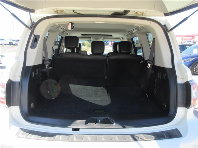 2018 Nissan Armada SL (Stk: 8765) in Okotoks - Image 29 of 31