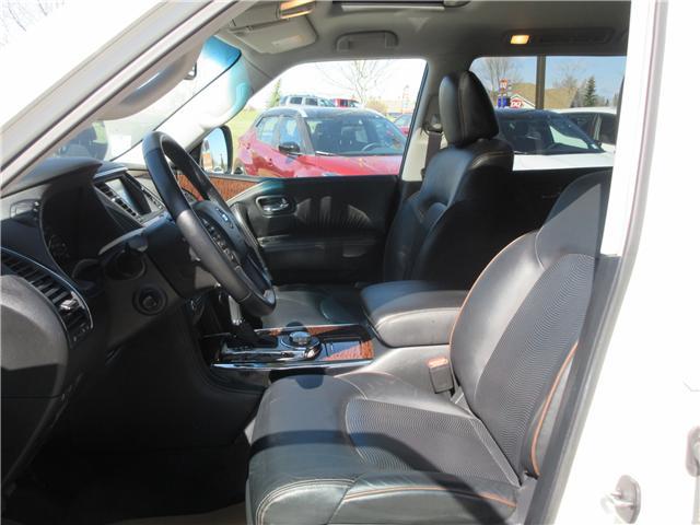 2018 Nissan Armada SL (Stk: 8765) in Okotoks - Image 2 of 31