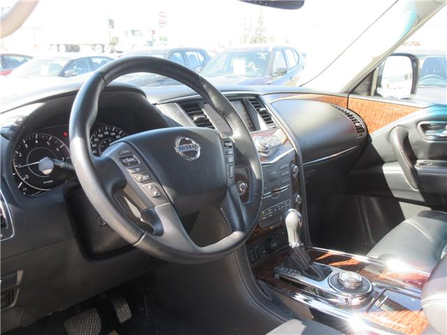 2018 Nissan Armada SL (Stk: 8765) in Okotoks - Image 6 of 31