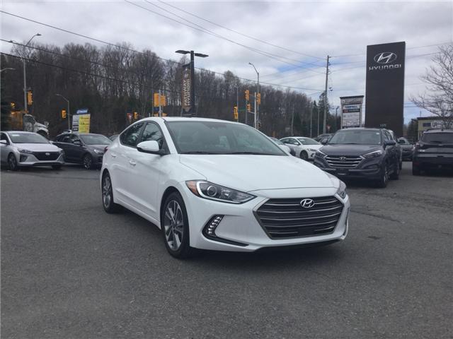 2018 Hyundai Elantra GLS (Stk: DR85712) in Ottawa - Image 1 of 11