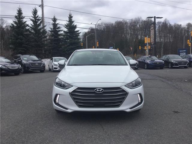 2018 Hyundai Elantra GLS (Stk: DR85712) in Ottawa - Image 2 of 11
