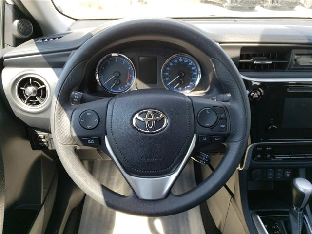 2018 Toyota Corolla LE (Stk: 180627) in Whitchurch-Stouffville - Image 8 of 12