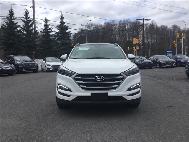 2017 Hyundai Tucson Luxury (Stk: SL76683) in Ottawa - Image 2 of 11