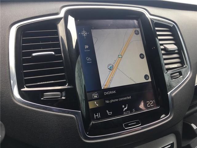2016 Volvo XC90 T6 R-Design (Stk: 1642W) in Oakville - Image 23 of 29