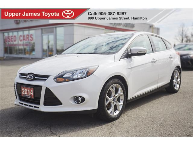 2014 Ford Focus Titanium (Stk: 78232) in Hamilton - Image 1 of 19