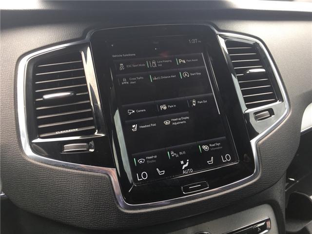 2016 Volvo XC90 T6 R-Design (Stk: 1642W) in Oakville - Image 26 of 29