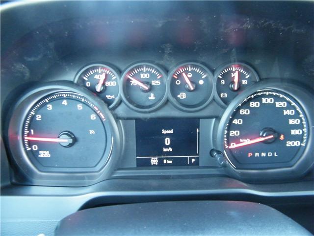 2019 Chevrolet Silverado 1500  (Stk: 57482) in Barrhead - Image 14 of 15