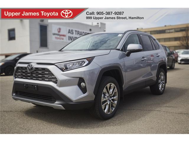 2019 Toyota RAV4 Limited (Stk: 190453) in Hamilton - Image 1 of 21