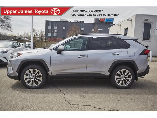 2019 Toyota RAV4 Limited (Stk: 190453) in Hamilton - Image 2 of 21