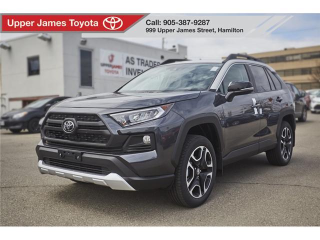 2019 Toyota RAV4 Trail (Stk: 190454) in Hamilton - Image 1 of 20