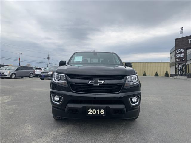 2016 Chevrolet Colorado LT (Stk: 19208) in Sudbury - Image 2 of 14