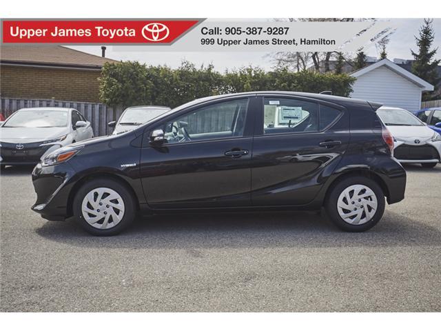 2019 Toyota Prius C Upgrade (Stk: 190508) in Hamilton - Image 2 of 19