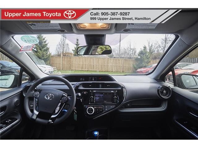 2019 Toyota Prius C Upgrade at $88 wk for sale in Hamilton