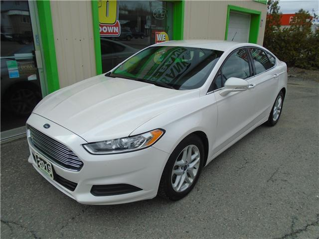 2015 Ford Fusion SE (Stk: ) in Sudbury - Image 2 of 6