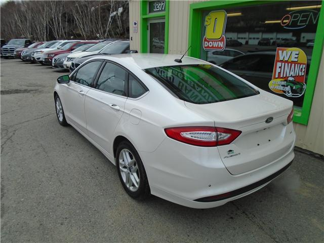 2015 Ford Fusion SE (Stk: ) in Sudbury - Image 3 of 6