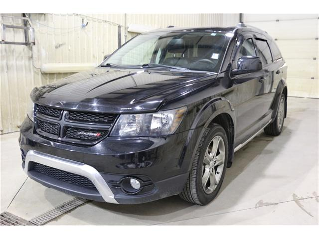 2017 Dodge Journey Crossroad (Stk: JT127A) in Rocky Mountain House - Image 1 of 26