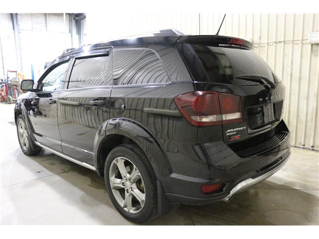 2017 Dodge Journey Crossroad (Stk: JT127A) in Rocky Mountain House - Image 6 of 26