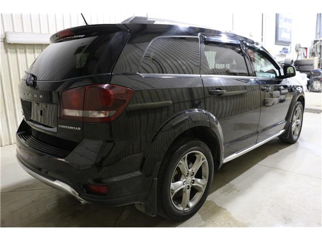 2017 Dodge Journey Crossroad (Stk: JT127A) in Rocky Mountain House - Image 7 of 26