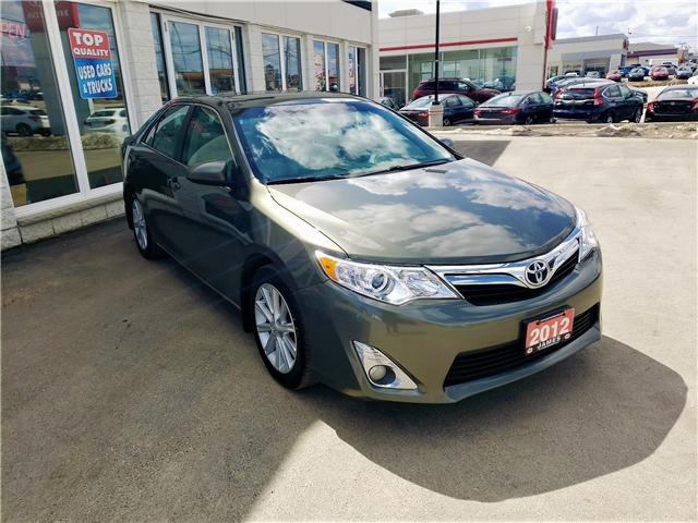 2012 Toyota Camry XLE (Stk: N19185A) in Timmins - Image 2 of 11