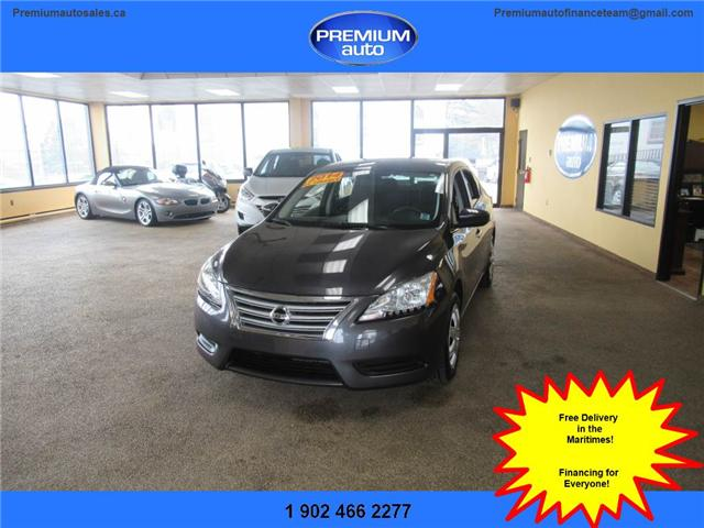 2014 Nissan Sentra 1.8 S (Stk: 608638) in Dartmouth - Image 1 of 21