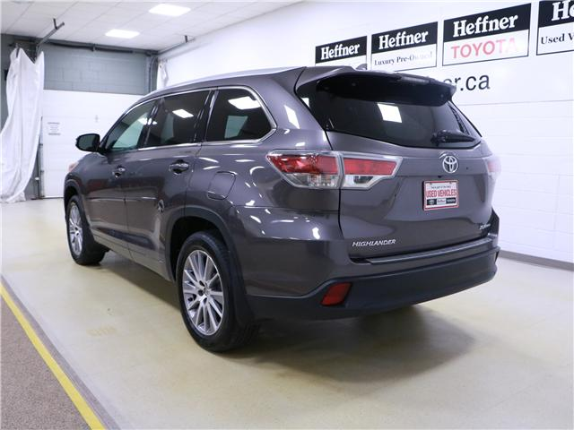 2015 Toyota Highlander XLE (Stk: 195241) in Kitchener - Image 2 of 31