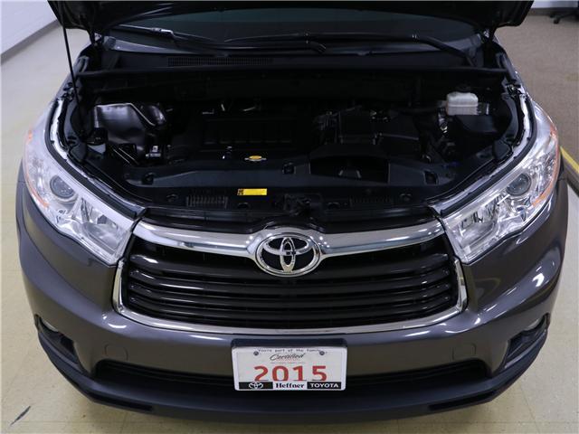 2015 Toyota Highlander XLE (Stk: 195241) in Kitchener - Image 28 of 32