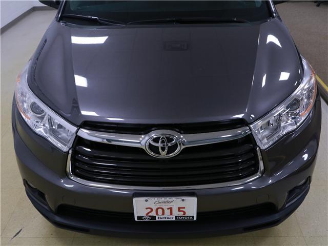 2015 Toyota Highlander XLE (Stk: 195241) in Kitchener - Image 27 of 32