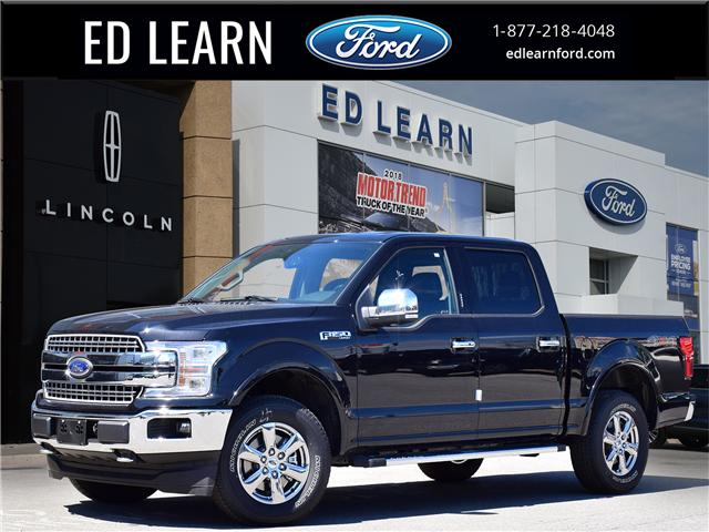 2019 Ford F-150 Lariat (Stk: 19F1417) in St. Catharines - Image 1 of 21