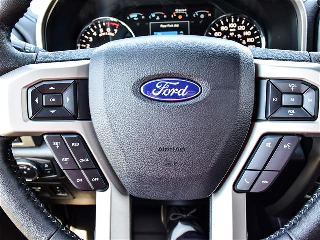 2019 Ford F-150 Lariat (Stk: 19F1417) in St. Catharines - Image 19 of 21
