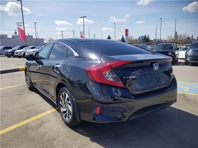 2018 Honda Civic EX (Stk: U194135) in Calgary - Image 4 of 26