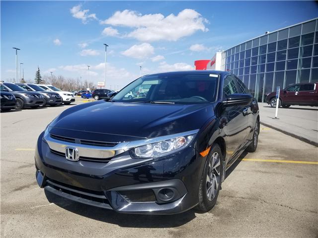 2018 Honda Civic EX (Stk: U194135) in Calgary - Image 5 of 26