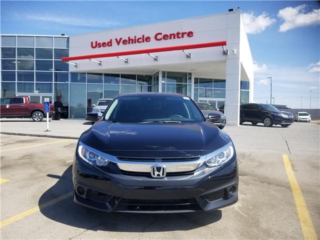 2018 Honda Civic EX (Stk: U194135) in Calgary - Image 26 of 26
