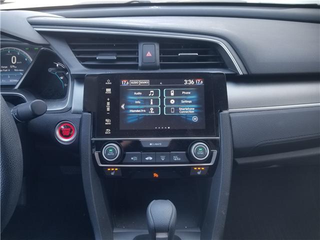 2018 Honda Civic EX (Stk: U194135) in Calgary - Image 9 of 26
