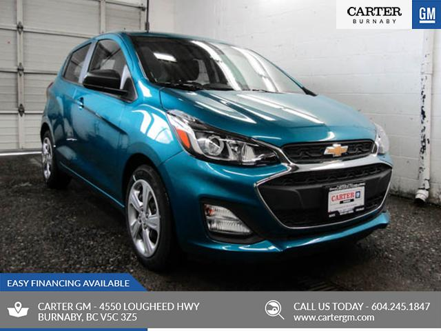 2019 Chevrolet Spark LS CVT (Stk: 49-73640) in Burnaby - Image 1 of 12