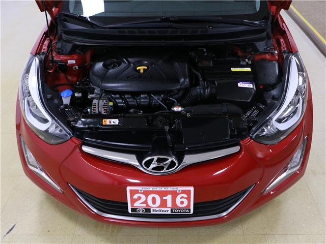 2016 Hyundai Elantra  (Stk: 195268) in Kitchener - Image 27 of 30