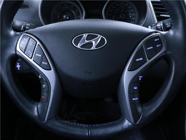 2016 Hyundai Elantra  (Stk: 195268) in Kitchener - Image 10 of 30