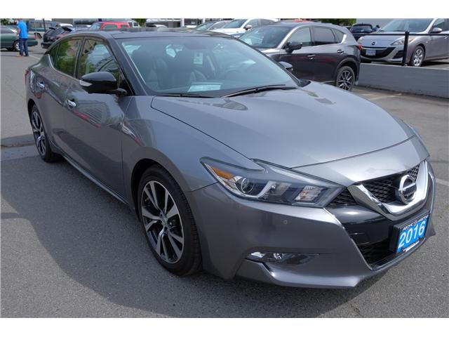 2016 Nissan Maxima Platinum (Stk: 564240A) in Victoria - Image 1 of 19
