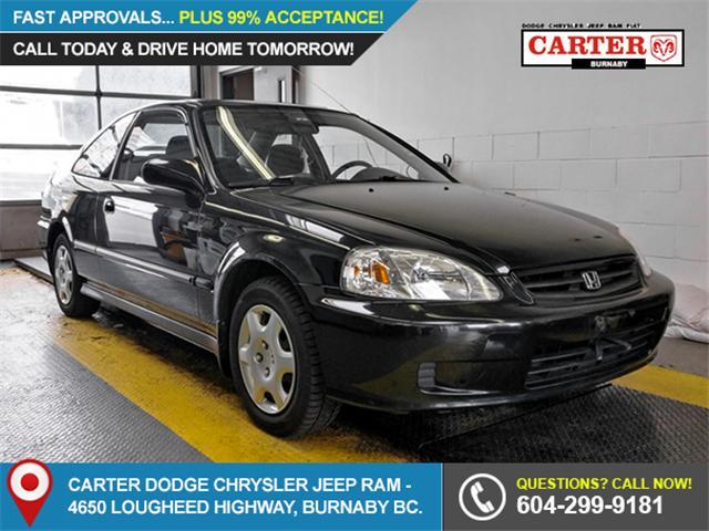 1999 Honda Civic Si (Stk: Y096301) in Burnaby - Image 1 of 20