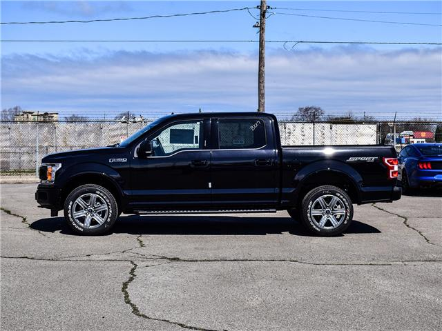 2019 Ford F-150 XLT (Stk: 19F1498) in St. Catharines - Image 3 of 23