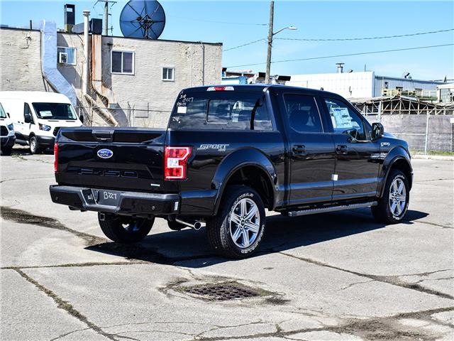 2019 Ford F-150 XLT (Stk: 19F1498) in St. Catharines - Image 9 of 23