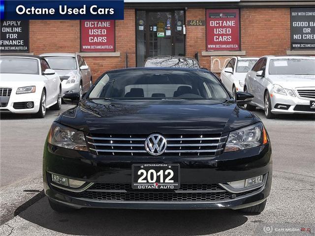 2012 Volkswagen Passat 2.0 TDI Comfortline (Stk: ) in Scarborough - Image 2 of 24