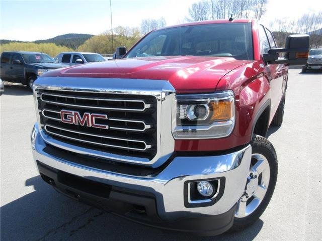 2019 GMC Sierra 2500HD SLE (Stk: TK08350) in Cranbrook - Image 1 of 18