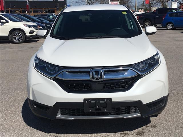 2019 Honda CR-V LX (Stk: 19897) in Barrie - Image 2 of 12