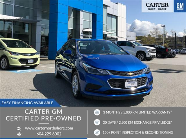 2017 Chevrolet Cruze LT Auto (Stk: 972190) in North Vancouver - Image 1 of 27