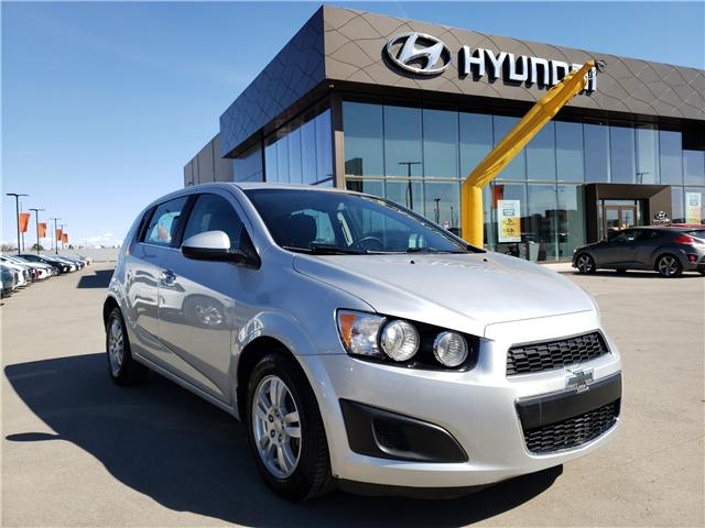 2013 Chevrolet Sonic LT Auto (Stk: H2378) in Saskatoon - Image 1 of 18