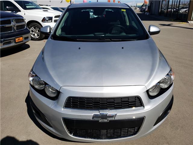 2013 Chevrolet Sonic LT Auto (Stk: H2378) in Saskatoon - Image 2 of 18
